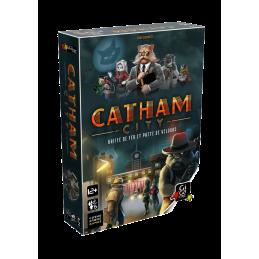 Boite CATHAM CITY