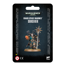 Blister CHAOS SPACE MARINES SORCERER