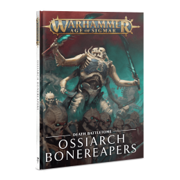 Couverture BATTLETOME: OSSIARCH BONEREAPERS
