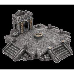 Temple gothique