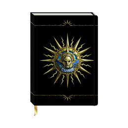 Couverture cahier A5 Warhammer AOS: Stormcast Eternal