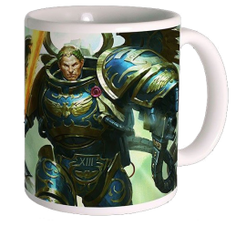 Mug Warhammer 40K: Roboute Guilliman