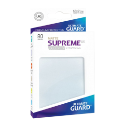 Boite Pochettes Supreme UX taille standard Frosted Mat x80
