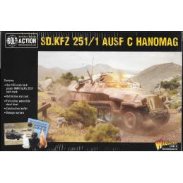 Half track  Sd.Kfz 251/1...