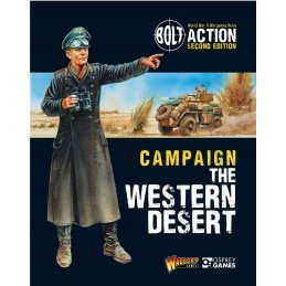 Livre: Campaign The western...