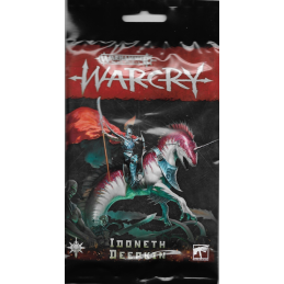 Blister WARCRY: IDONETH DEEPKIN CARD PACK