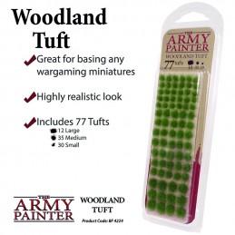 Touffes d'Herbe:  Woodland