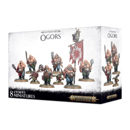 OGORS GLUTTONS