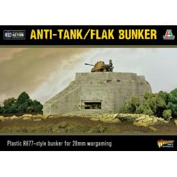 Anti-Tank /Flak Bunker