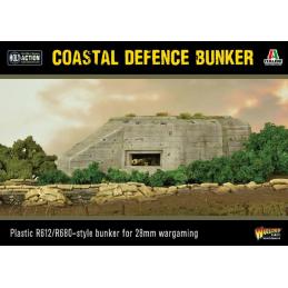 Bunker de défense côtière