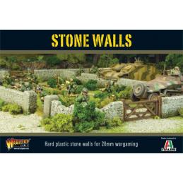 Murets en pierre