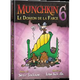 Munchkin 6 : Le Donjon de...