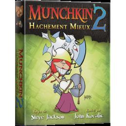 Munchkin 2 : Hachement...