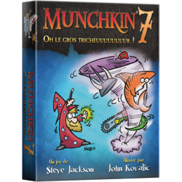 Munchkin 7 : Oh le Gros...