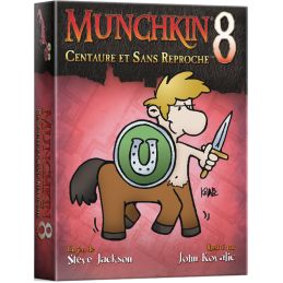 Munchkin 8 : Centaure et...