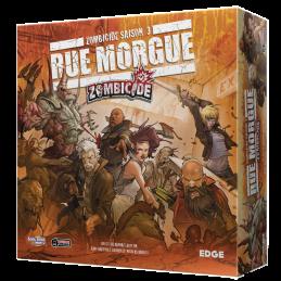 Zombicide : Rue Morgue...
