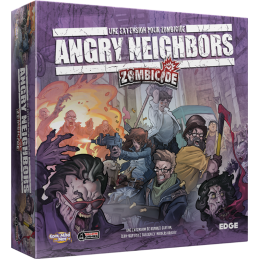Zombicide : Angry Neighbors...