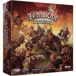 Zombicide Black Plague...