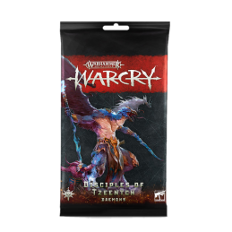WARCRY: Cartes Disciples of...