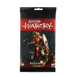 WARCRY: Cartes Beasts of chaos