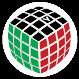 V-cube 4 Classic Bombé