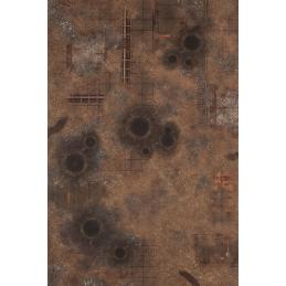 Tapis: Fallout zone 6'x4'