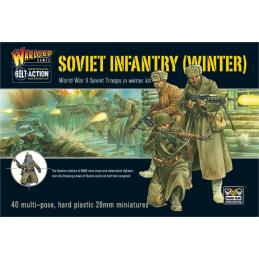 Soviet Infantry (Hiver)