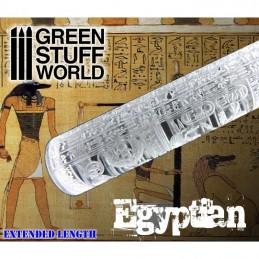 Rouleaux texturés - ÉGYPTIEN
