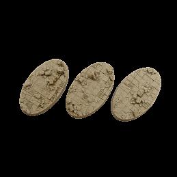 SOCLES ANCIENS : OVAL 75MM (2)