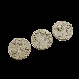 SOCLES ANCIENS : ROND 50MM (2)