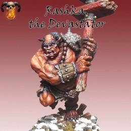 Rashka le Destructeur (FR)