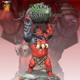 Waka, le Ravageur (FR)