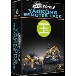 YAOKONG REMOTES PACK