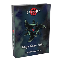 Deck:  Kage Kaze (FR)