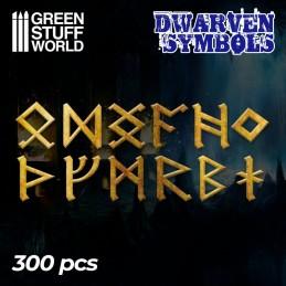 Runes et Symboles Nains (300)