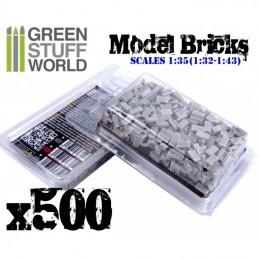 Briques - Gris x500