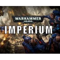 Armées de l'Imperium Univers    Warhammer 40K mondes-fantastiques