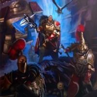 Adeptus Custodes Armées de l'Imperium mondes-fantastiques