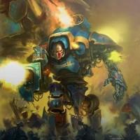 Imperial Knights Armées de l'Imperium mondes-fantastiques
