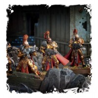 Sisters of silence Armées de l'Imperium mondes-fantastiques