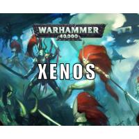 Armées Xenos Univers    Warhammer 40K mondes-fantastiques