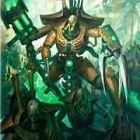 Necrons Armées Xenos mondes-fantastiques