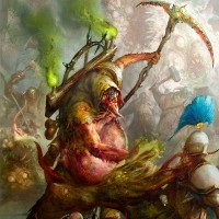 Maggotkin Of Nurgle Grand Alliance Chaos mondes-fantastiques