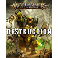 Grand Alliance Destruction Univers Warhammer Age Of Sigmar mondes-fantastiques