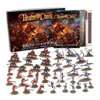 Boîtes de jeu et livres de règles Univers Warhammer Age Of Sigmar mondes-fantastiques