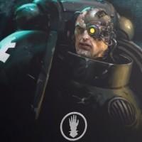 Iron Hands Space marines mondes-fantastiques