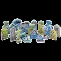 Soclage divers pour figurines