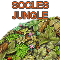 Socles Jungle