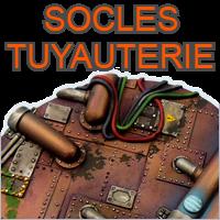 Socles Tuyauterie