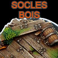 Socles Bois